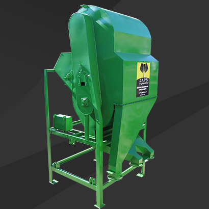 Grain Cleaner - Jumbo Machine