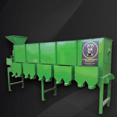 Grain Cleaner Sorting Plant